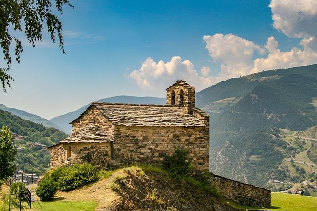 Une Eglise à Andorre